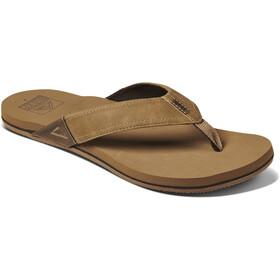 Reef Newport Sandals Men, beige/marrón